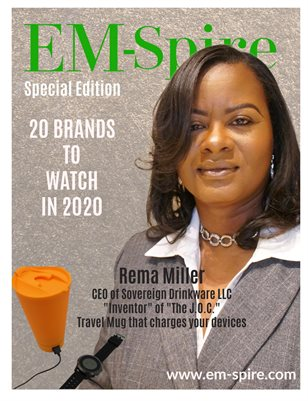EM-Spire Magazine Digital Rema Miller