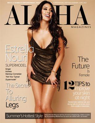 Estrella Nouri | Alpha Magazine 2021 SUMMER