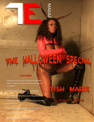 TE Halloween Special cover 3
