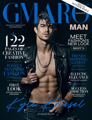 GMARO Magazine November 2020 Issue #47