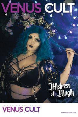 Venus Cult No.38 – Mistress of Magik Cover Poster