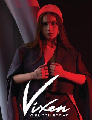 Vixen Girl Collective Magazine Jan 2021 Best Of vol 4