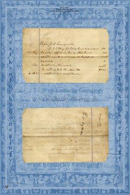 1870 J & L Seasongood to J.T. Wingo, Graves County, Kentucky