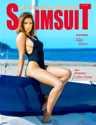 Australian Model Swimsuit Magazine April 2019 Issue