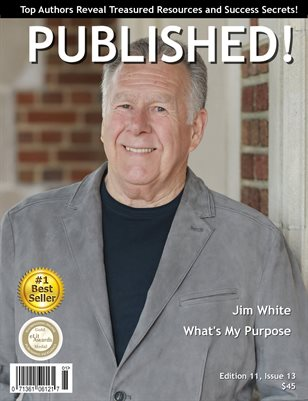 PUBLISHED! Magazine featuring Jim White