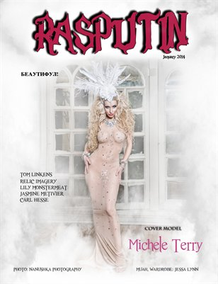 Rasputin Magazine Issue 2