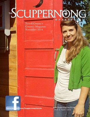 Scuppernong Gazette 11/2014