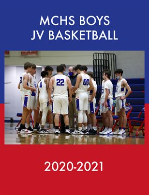 Montgomery County Boys JV Basketball 2020-2021