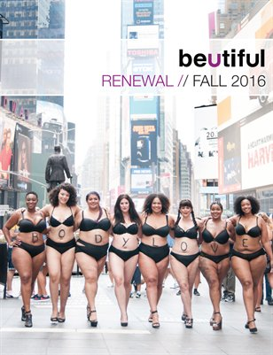 Beutiful Magazine - The Renewal Issue October 2016