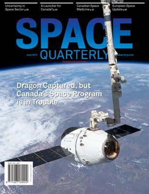 Space Quarterly - June 2012 (Canada Edition)