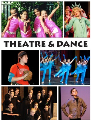 2011 Theatre and Dance