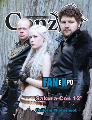Conz NA Issue # 05