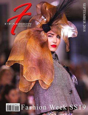 i-Fashion Magazine Fashion Week Special SS/19