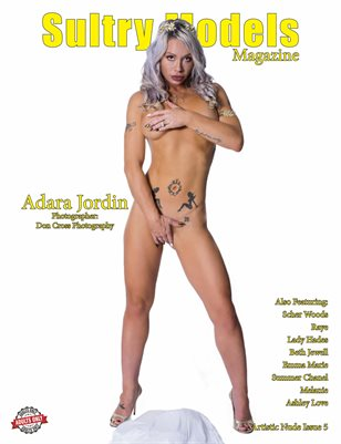 Sultry Models Magazine Artistic Nude Issue 5
