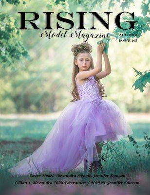 Rising Model Magazine Issue #105