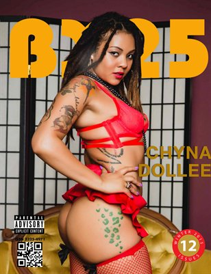 Issue 12 with Chyna Dollee (Update Final Issue)
