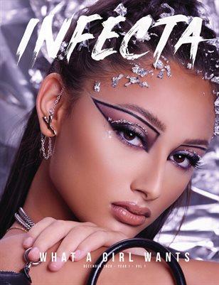 INFECTA Magazine - What a Girl Wants | Dec/20 - Year I - Vol 1