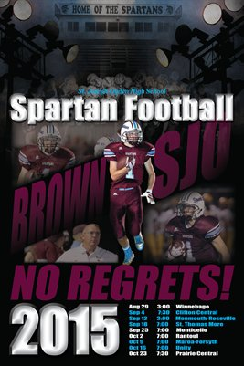 SJO Football: Ty Brown