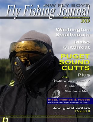 Fly Fishing Journal 2019