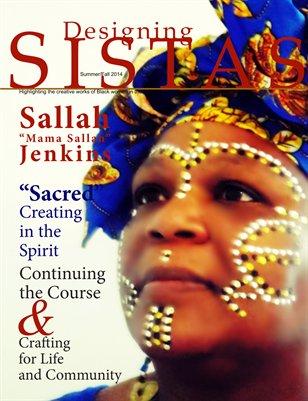 Designing Sistas Fall 2014 Featuring Sallah Jenkins