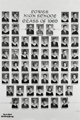 Lowes High School Class of 1969