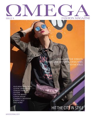 Omega Fashion Magazine Hit the city in Style Cover 3 of 3