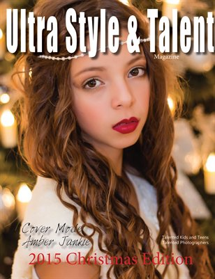 Ultra Style and Talent Magazine Holiday Edition #2