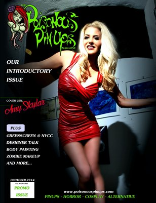 Poisonous Pinups Magazine Issue1