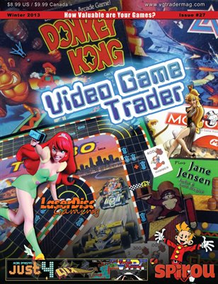 Video Game Trader #27 (Winter 2013) w/ Price Guide