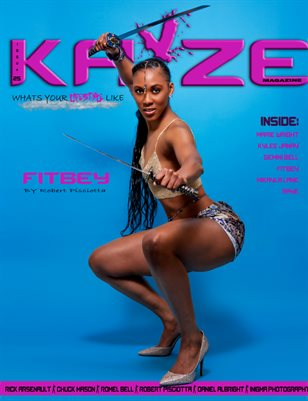 Kayze magazine issue 25 (fitbey) Lifestyle