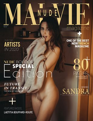 MALVIE Mag | NUDE and Boudoir Special Edition | Vol. 09 | MAY 2020