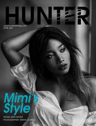 The HUNTER Magazine issue April 2021 vol.2