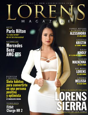 LORENS MAGAZINE - JULIO 2017