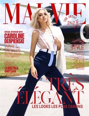 MALVIE Magazine The Artist Edition Vol 262 July 2021