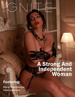 Ignite Magazine February 2021 Fashion Vol 6