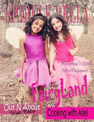 Sparkle Bella Magazine Spring Issue 2016