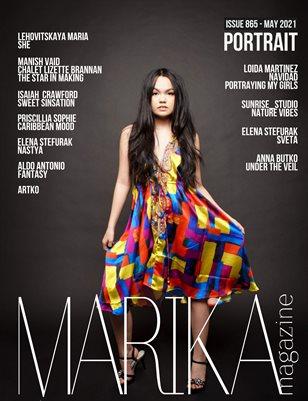 MARIKA MAGAZINE PORTRAIT VOL. 865 - MAY