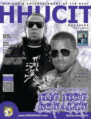Jay-Z, Kanye West & 50 Cent