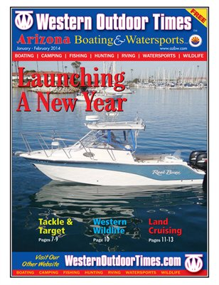Arizona Boating & Watersports January 2014
