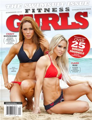Fitness Gurls Swimsuit Issue 2013