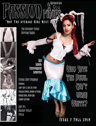 Passion Pinups Issue 7 Fall 2018