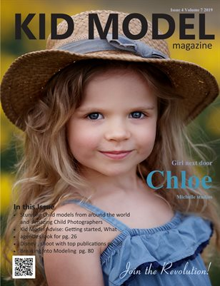 Kid Model magazine Issue 4 Volume 7 2019