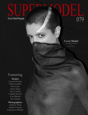 Supermodel Magazine Issue 079