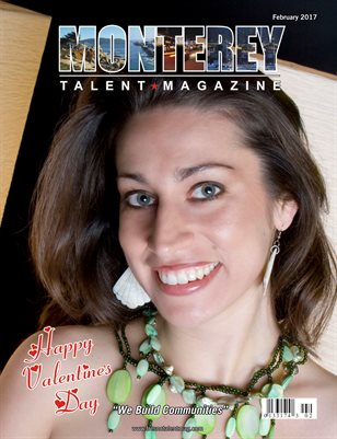Monterey Talent Magazine February 2017 Edition