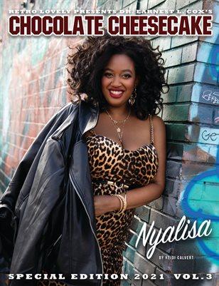 Chocolate Cheesecake 2021 – Vol.3 Nyalisa Cover