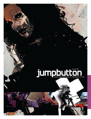 JUMPBUTTON #0 - Insert More Coins (ALT COVER)