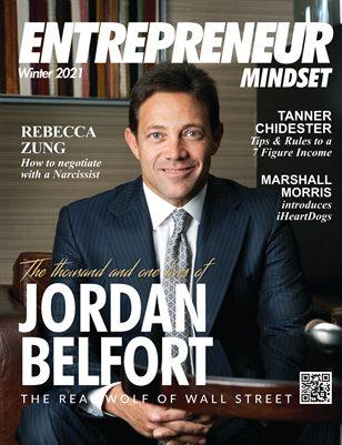 Jordan Belfort Entrepreneur Mindset (The Mindset 360)