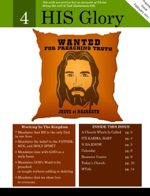 Wanted for Preaching the Gospel