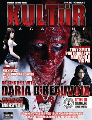 Kultur - Issue 26.3 - October 2013