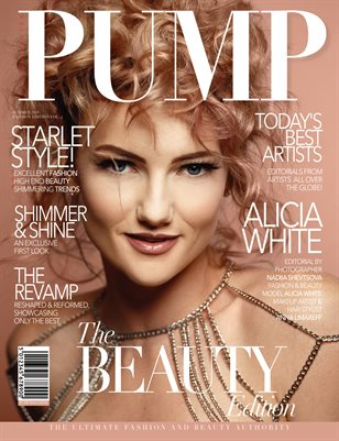 PUMP Magazine - The Beauty Edition - July 2018 Vol2